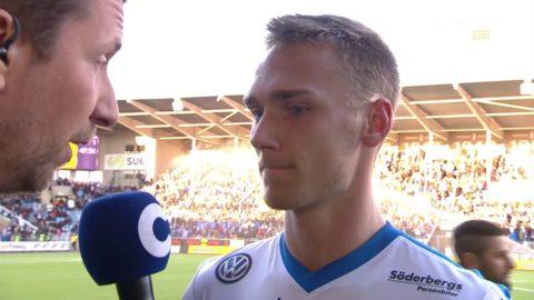 """Wahlqvist om sitt mål: """"Katastrofalt inlägg"""""""