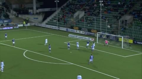 Williams sätter 2-1 i derbyt mot Sundsvall