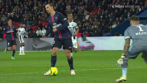 """Zlatans """"fräckis"""" gick inte hem - nära 3-0"""