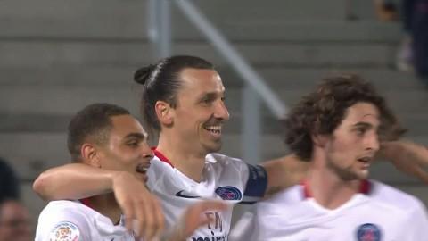 ALLA Zlatans ligamål den historiska säsongen