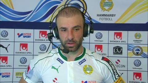 """Bakircioglu efter segern: """"Det blev onödigt spännande"""""""