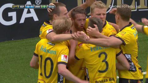 Elfsborg svarar direkt - trycker in 3-1 genom Prodell