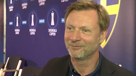 """Gerhardsson: """"Skönt att få släppa loss känslorna"""""""