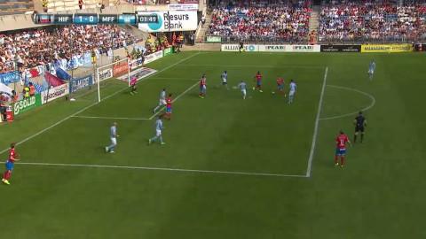 Höjdpunkter: Larssons volley bakom Helsingborgs derbyseger