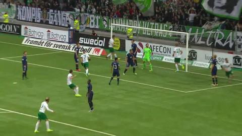 Höjdpunkter: MFF höll ut - segrade på Tele2 Arena