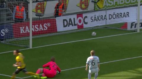 Höjdpunkter: Nilsson och Hedlund fixade tredje raka för Elfsborg
