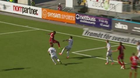 Höjdpunkter: Östersunds drömstart gav tre poäng mot Kalmar FF