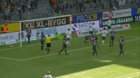 Isarelsson ger Hammarby ledningen