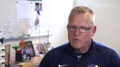 Janne Andersson: Det får Jens Gustafsson ta över i Norrköping