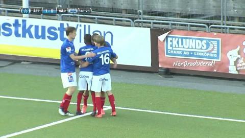 Maholli sänkte Värnamo - gjorde matchens enda mål