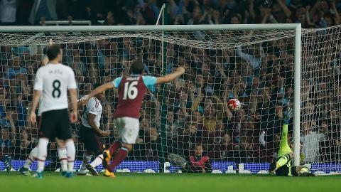 Mål: Antonio stångar in kvitteringen (2-2)