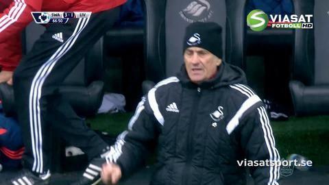 Mål: Ayew slår till igen när Swansea utökar (3-1)