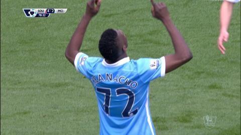Mål: Iheanacho skänker City hopp med sin andra fullträff (4-2)
