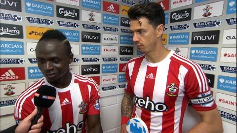 """Mané och Fonte: """"Vi var överlägsna idag"""""""