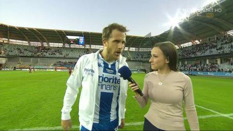 "Matchhjälten Hysén: ""Gurras mål var lite finare än mitt"""