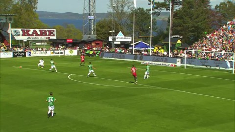 Norrköping behåller serieledningen efter 2-0