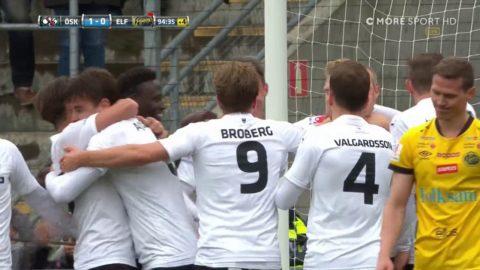 Örebro och Moberg avgör - i 95:e minuten