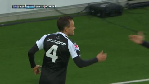 Örebro ökar på ledningen - Valgardsson trycker dit 2-0
