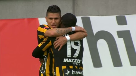 Paulinho gör sitt andra