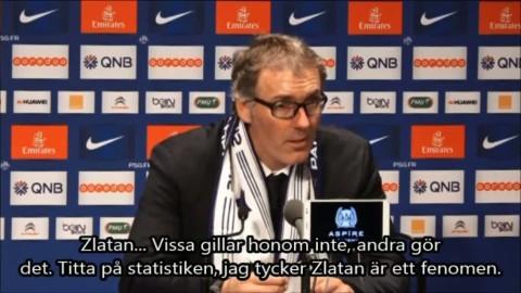 """PSG-tränaren: """"Vi ska uppfinna en ny Zlatan"""""""