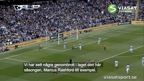 Reportage: Viasat Fotboll möter Wayne Rooney