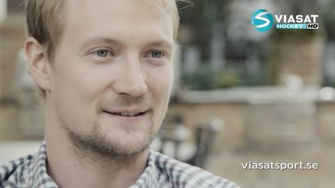 Reportage: Viasat Hockey möter Anton Strålman