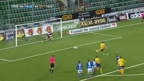 Rohdén utökar till 3-1 till Elfsborg från straffpunkten