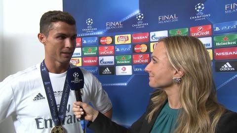 """Ronaldo: """"De förtjänar det också, men Real Madrid är Real Madrid"""""""