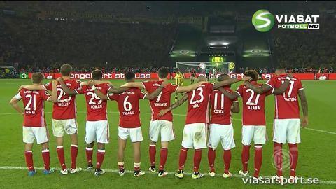 Sammandrag: Bayern säkrade dubbeln efter straffdrama