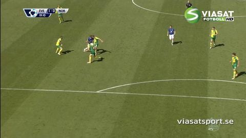 Sammandrag: Everton vann och Olsson lämnade med befarad skada