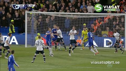 Sammandrag: Leicester mästare efter Chelseas upphämtning