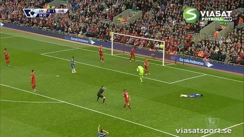 Sammandrag: Liverpool knep en poäng efter sen kvittering