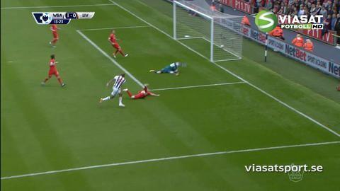 Sammandrag: Liverpool tog poäng på The Hawthorns