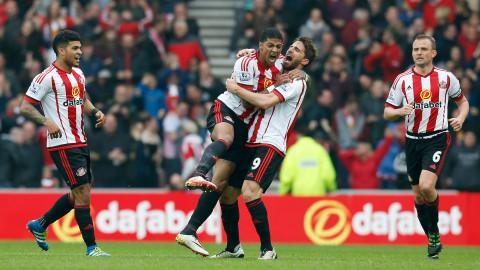Sammandrag: Mäktiga vändningen ger Sunderland hopp