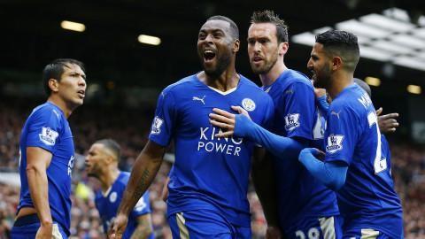 Sammandrag: Morgan poängräddare för Leicester i jakten på titeln