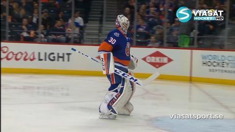 Sammandrag: New York Islanders-Tampa Bay Lightnings (1-2)
