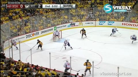 Sammandrag: Pittsburgh-Washington (3-2)