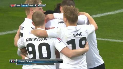 Sema trycker in 2-1 för Örebro
