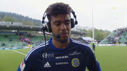 """Sonko Sundberg om drömmålet: """"Gör inte om det där"""""""