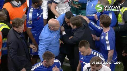 """Video: Irriterat efter matchen: """"Det är skandalscener"""""""