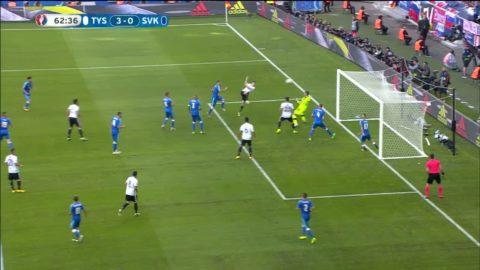 3-0 till Tyskland - efter fullträff av Draxler