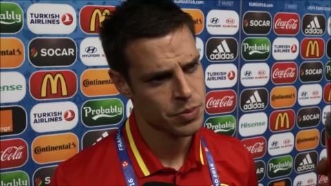 """Azpilicueta tror att Spanien kan vinna EM: """"Men det är en lång väg dit"""""""