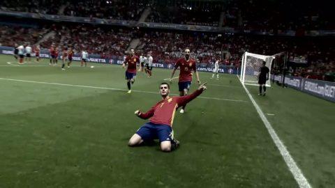 Bale vs Morata - här är skytteligaledarnas mål