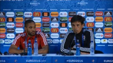 """Coleman: """"Vi måste göra Wales stolta"""""""