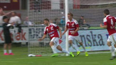 Degerfors tog viktiga poäng hemma mot Trelleborg