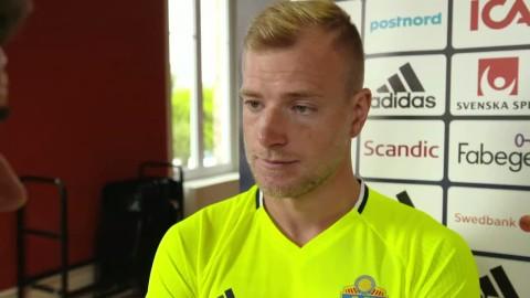 """Guidettis segerrecept mot Belgien: """"Vi måste få Forsberg rättvänd"""""""