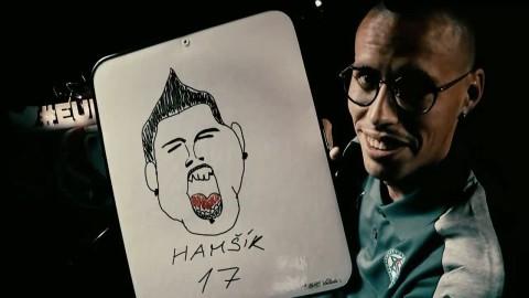 """Hamsik: """"Vi kan vara stolta över oss själva"""""""