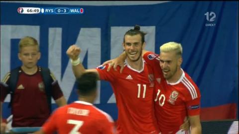 Här sätter Bale 3-0 till Wales