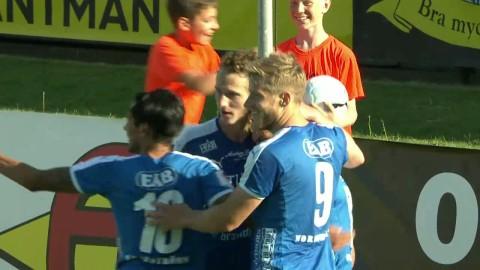 Höjdpunker: Andreas Bengtsson fixade ny HBK-seger