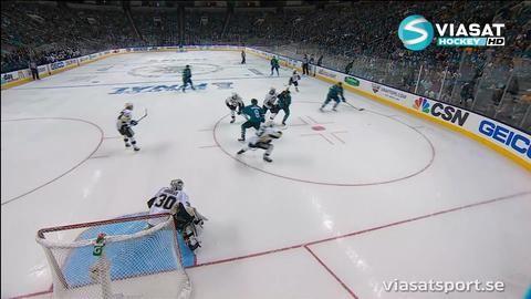 Höjdpunkt: Karlssons passning ställer hela Penguins försvar
